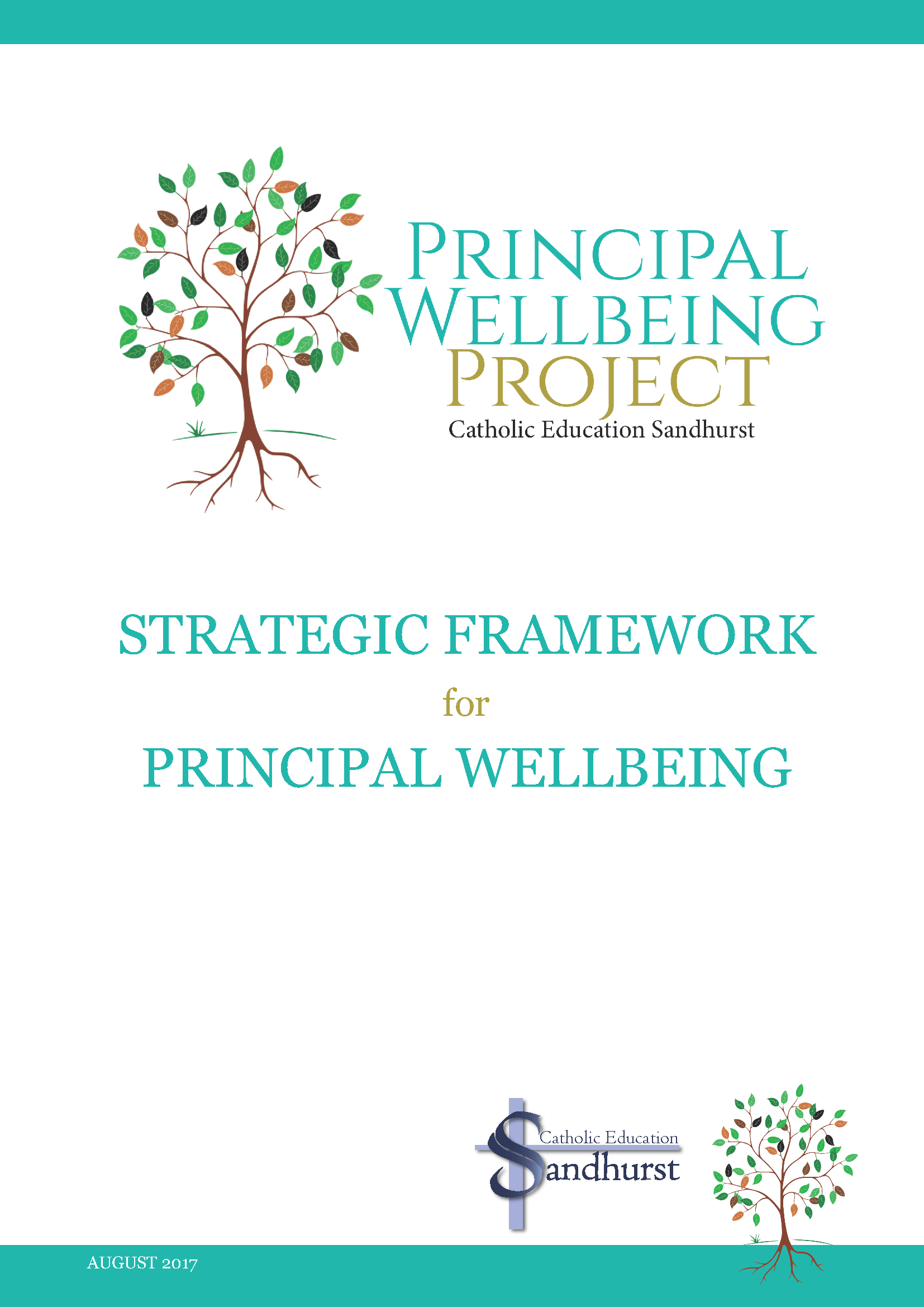 COVER Principal Wellbeing Strategic Framework